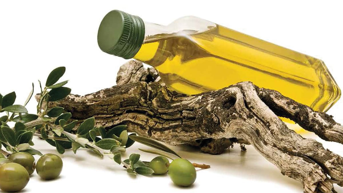 REFINED OLIVE POMACE OIL